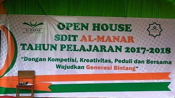 Open House Tahun Pelajaran 2017/2018